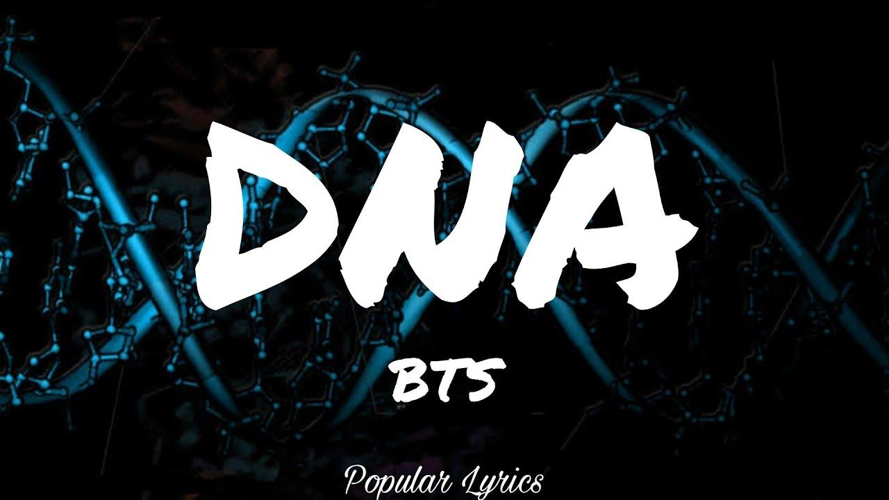 Download DNA (Lyrics) - BTS