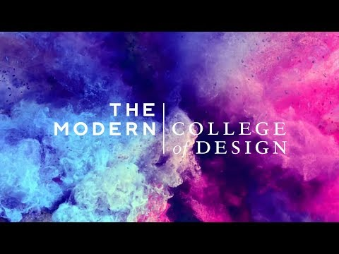 The Modern College of Design  |  Brand Reveal Video