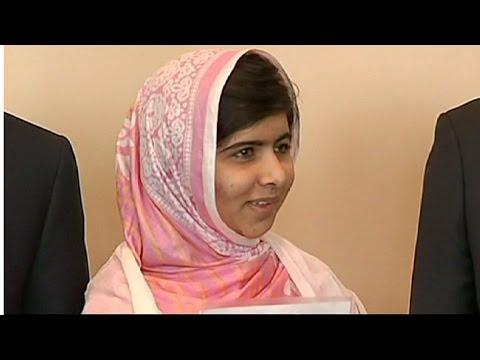 Malala Yousafzai & Kailash Satyarthi Win 2014 Nobel Peace Prize - Announcement