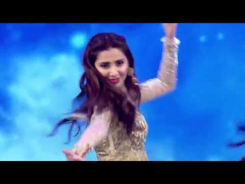 Mahira Khan Dance Performance at 15th Lux Style Awards 2016, Youtube Pakistan