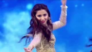 Mahira Khan Dance Performance at 15th Lux Style Awards 2016, Youtube Pakistan