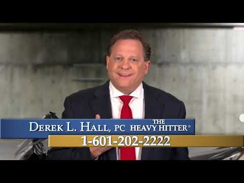 Motorcycle Accidents - Mississippi Personal Injury Law Firm | Derek L. Hall, PC