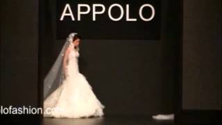 appolo fashion show 2012 Bridal collection Part 1.flv