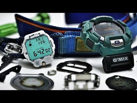 Whats inside DW-9550 series G-Shock watch