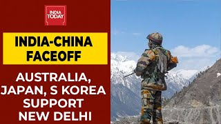 India-China Faceoff In Ladakh: US, Australia, Japan & South Korea Support New Delhi Against Beijing