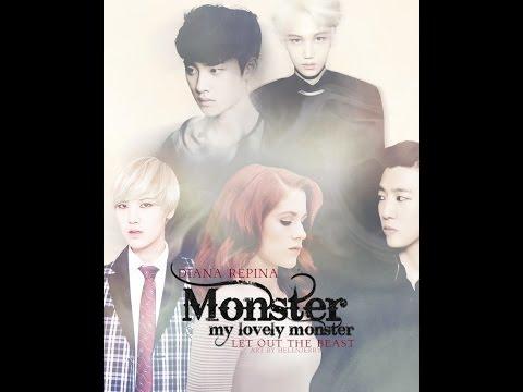 MV Монстр, мой любимый Монстр: Выпусти зверя / Monster, my lovely Monster Let Out The Beast