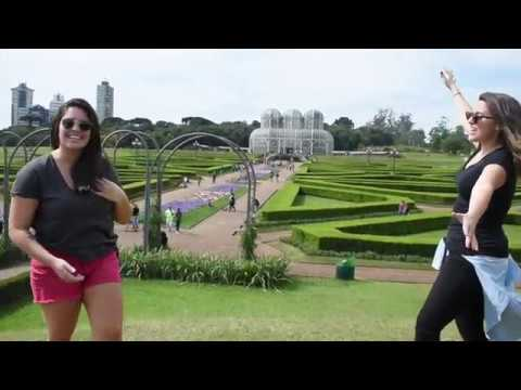 WOW Travel Guide Application - Curitiba