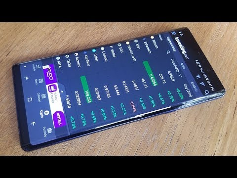 Best Stock Trading App For Android - Note 9
