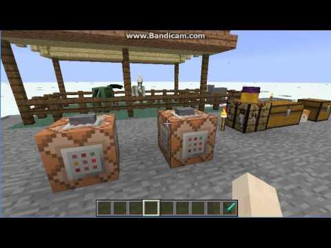 麥塊指令-玩家頭顱! - YouTube