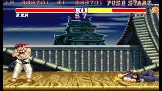 Street Fighter 2 Championship Edition Arcade Playthrough with Ken thumbnail