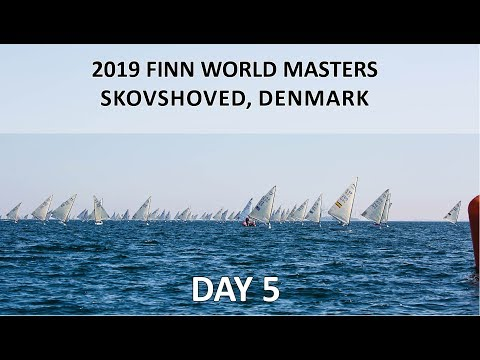 Highlights of 2019 Finn World Masters Day 5