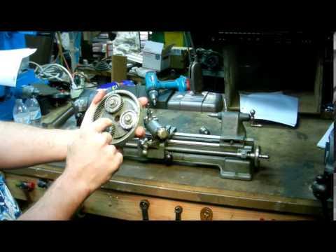 Anatomy of The Craftsman 109 Lathe