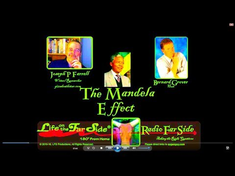 RELOAD Joseph P. Farrell And The Mandela Effect