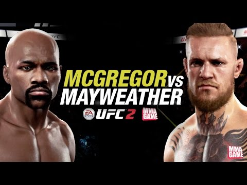 Thumbnail: FLOYD MAYWEATHER vs CONOR McGREGOR EA SPORTS UFC 2