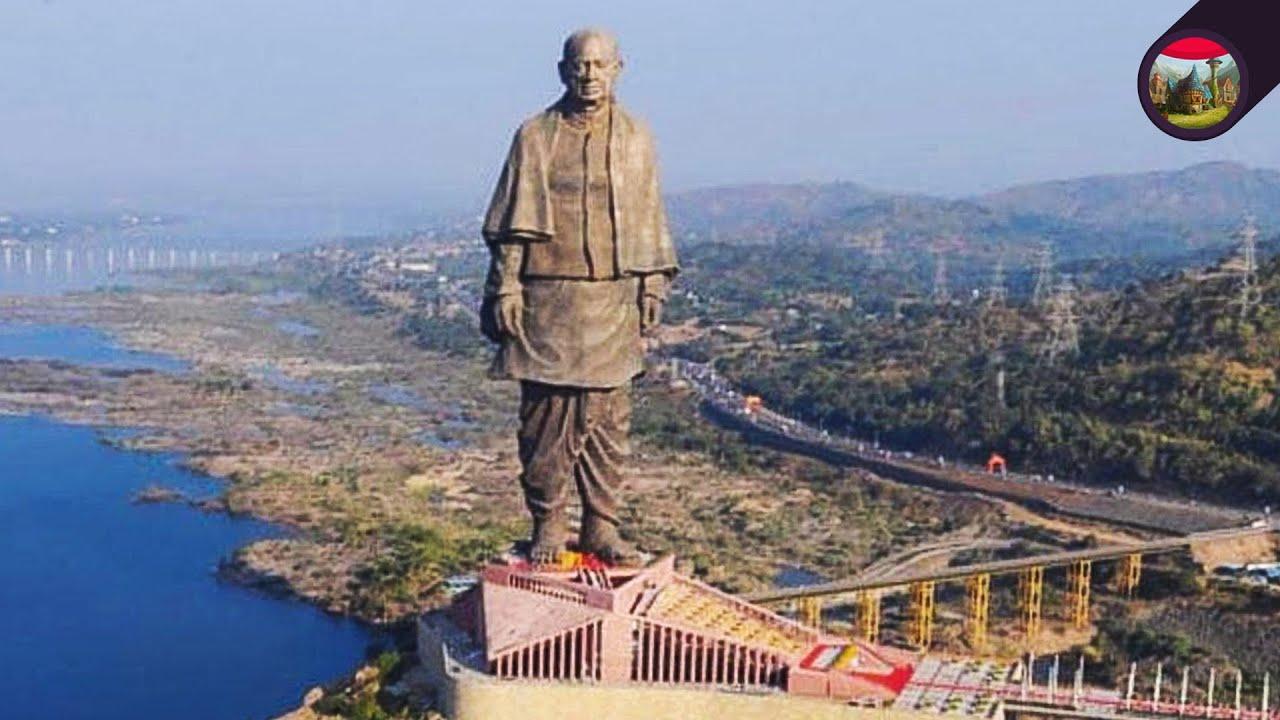 أضخم 10 تماثيل في العالم