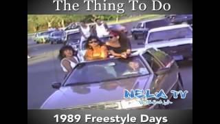 Min Doc: Cruising Whittier Boulevard in 1989