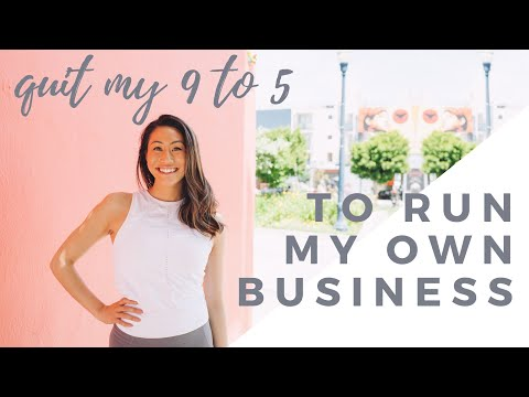 QUIT MY 9-5 JOB TO RUN A SUCCESSFUL SKATING BUSINESS || FOLLOW YOUR PASSION | Coach Michelle Hong