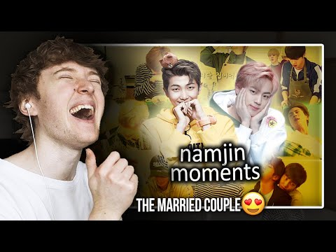 THE MARRIED COUPLE! (BTS Namjin Moments | Reaction/Review)