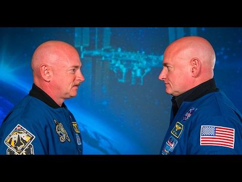 Experimento de la NASA : Uno de Estos Gemelos Permanecio ...