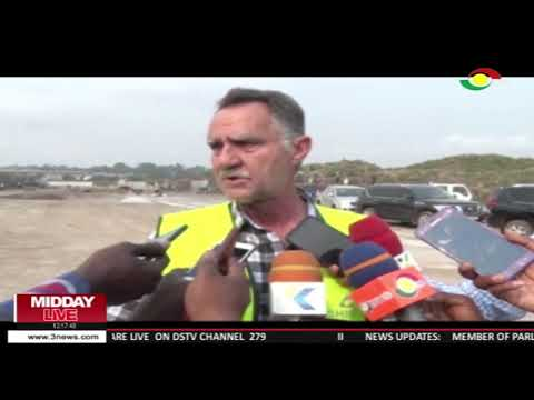 Work on some stalled road projects in Kumasi has resumed