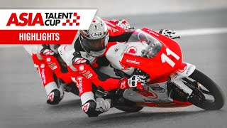 Race 1: Full Race | Round 1: Losail 2019 | Idemitsu Asia Talent Cup