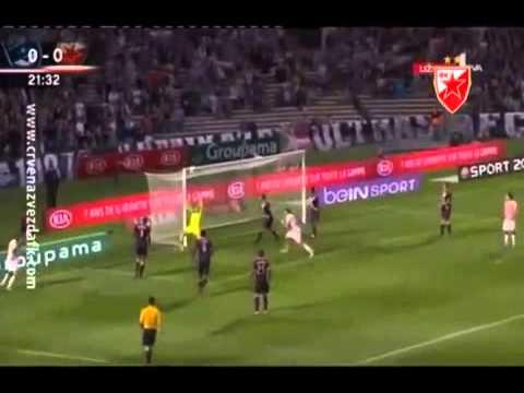 Bordeaux 3 2 Etoile Rouge Belgrade 30 08 2012 Europa League