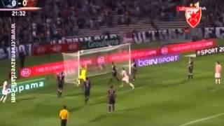 Bordeaux 3 - 2 Etoile Rouge Belgrade   (30-08-2012)  Europa League