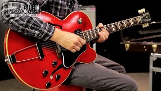 Gibson 2016 ES-275 Hollowbody Electric Guitar, Faded Cherry
