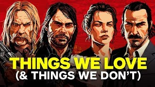 Red Dead Redemption 2: 13 Things We Love About It (And 8 Things We Don