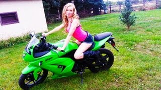 How Not To Ride - Ninja 250