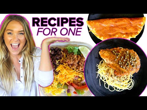 How To Cook If You're Single • Tasty