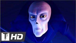 """The Grim Reaper""/Fauche qui peut: CGI Animated Short Film 