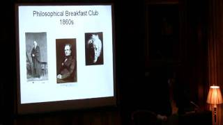 "NYSL: Laura J. Snyder on ""The Philosophical Breakfast Club"""