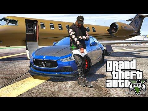 GTA 5 MOD#187 PILOT JOB AND BUYING A NEW CAR !! (GTA 5 REAL LIFE MOD)