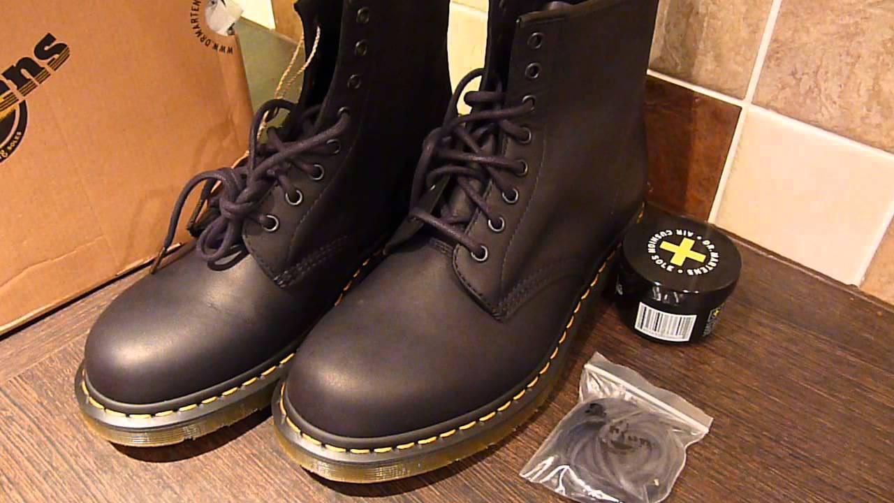 Dr Martens Quot For Life Quot 1460 Boots Watch This Video The