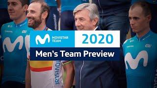 Alejandro Valverde, Enric Mas y Marc Soler: así afronta 2020 el nuevo Movistar Team