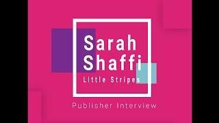YA Publisher Interview: Sarah Shaffi