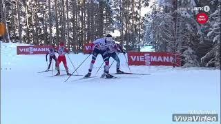 Charlotte kalla tar det första guldet för Sverige