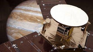 Tech Behind NASA's Juno Probe