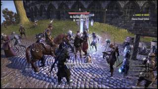 The Elder Scrolls Online Scream Show Part1