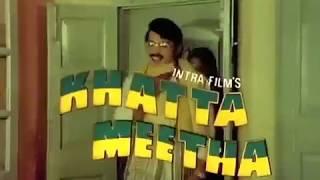 Yeh Jeena Hai Angoor Ka Dana, Khatta Meetha - Title Song