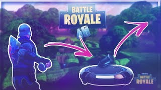 What Happens When A Grenade Gets Thrown On Launch Pad? Fortnite Mythbusters   Battle Royale  