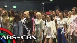 UKG: Mga kandidata ng Miss Universe 2018, sasabak sa interview ngayong araw