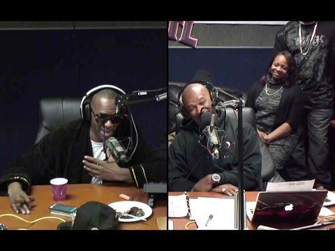 R. Kelly Speaks On the Lifetime Aaliyah Biopic - Big Tigger Show