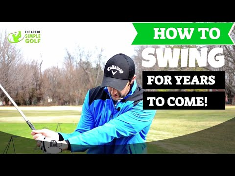 HOW TO SWING A GOLF CLUB FOR MANY YEARS TO COME from YouTube · Duration:  4 minutes 5 seconds
