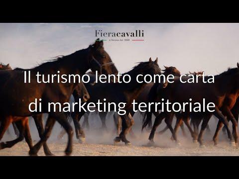 """IL VIAGGIO CHE CAMBIA - """"Il turismo lento come carta di marketing territoriale"""""""