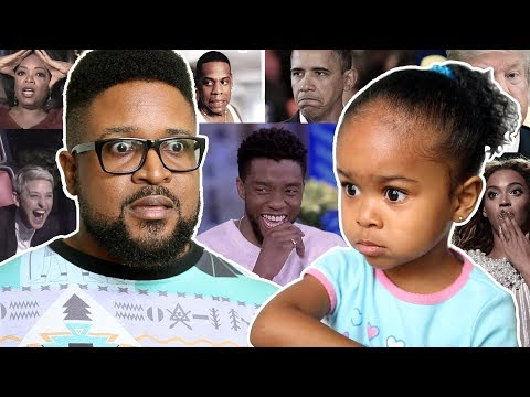 Interview With A 3-Year-Old | Famous People
