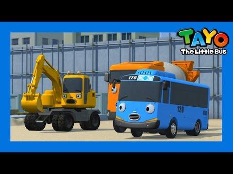 Тайо все серии подряд. Сборник мультфильмов Тайо на русском 16-20 серии.