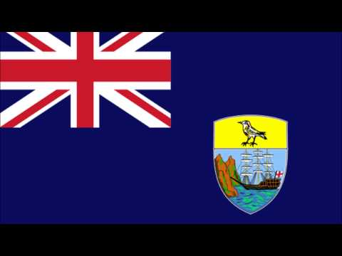 "Territorial anthem of Saint Helena ""My Saint Helena Island"""