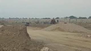 PUNJABI SAUDAGAR PHASE 4 / PS CITY 2 HOUSING SOCIETY. Development work. September 24, 2018